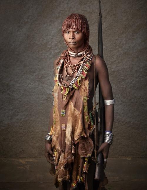 Хамер - воинственное племя