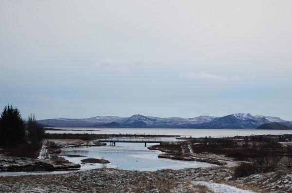 Национальный парк Тингветлир (Þingvellir), который включен в список Всемирного наследия ЮНЕСКО.