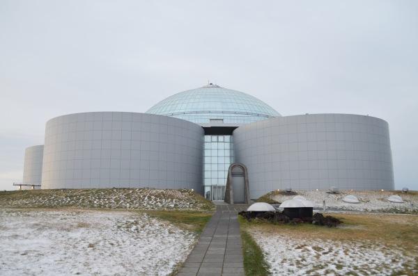 Перлан - жемчужина Рейкьявика, которая представляет собой целый многофункциональный комплекс.