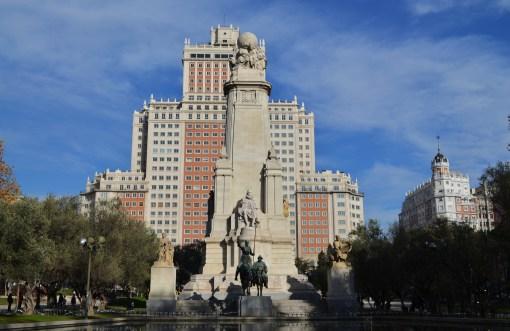 Площадь Испания