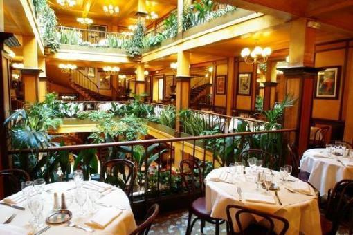 Le Cafe Du Commerce - знаменитое парижское бистро