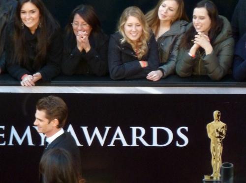 """Счастливчики, которые выиграли приглашение на """"Оскар"""""""