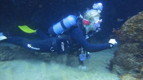 Так вот они какие рифы!