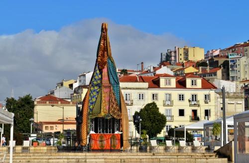 Лиссабон - город контрастов