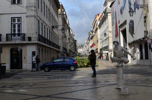 Пешеходная улица Аугусто